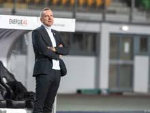 LASK-Trainer Dominik Thalhammer konnte zufrieden sein