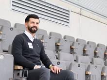 Trainer Miron Muslic bei Ried neu am Ruder