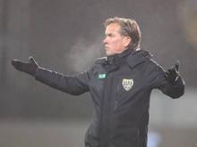 Altach-Trainer Alex Pastoor wartet noch auf Neuzugänge