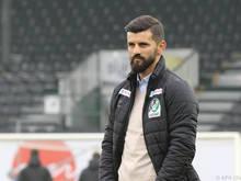 Rieds Muslic vor Debüt als Bundesliga-Coach
