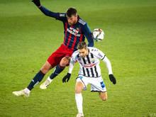 Rapid konnte sich im Topspiel gegen den LASK durchsetzen
