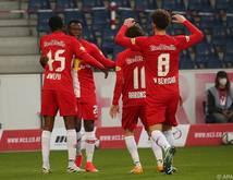 Patson Daka avancierte zum Matchwinner für Salzburg