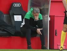 Rapid-Trainer Kühbauer musste Salzburgs Überlegenheit anerkennen