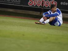 Hartberg blieb trotz 3:2-Führung nur der Weg in die Qualigruppe