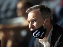Jauk will Sturm Graz nicht in den Händen von Investoren sehen