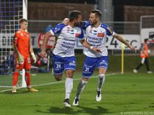 Hartberg will zum dritten Mal in der Saison gegen die Austria über einen Sieg jubeln