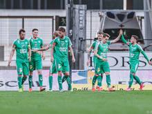 Überraschung perfekt: Salzburg unterlag der WSG Tirol 2:3