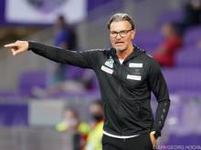 Gerald Baumgartner soll den SKN vor dem Abstieg retten