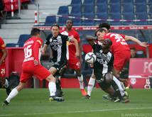 Sturm und Salzburg haben je zwei Partien gegeneinander gewonnen