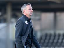 LASK-Coach Dominik Thalhammer und seine Truppe müssen abliefern