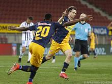 Zuletzt spazierte Salzburg mit einem 3:0 zum Cupsieg