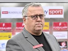 Franz Wohfahrt ist nicht mehr Admira-Sportdirektor