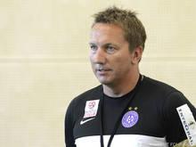 Austria-Trainer Manfred Schmid hat seine Mitstreiter gefunden