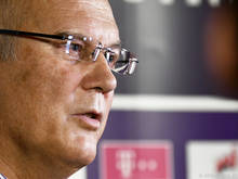 Frank Hensel ist im Amt als Austria Wien-Präsidenten bestätigt worden