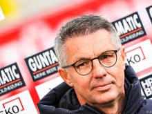 Altach-Coach Damir Canadi wird verstärkt auf junge, hungrige Spieler setzen