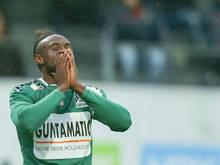In der Vorsaison agierte Paintsil für die SV Ried