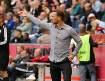 Umbruch gelungen: Salzburg-Coach Jaissle feierte nächsten Erfolg
