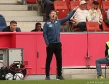 Gegen die Admira sieht Ried-Coach Andreas Heraf wieder einen Gegner auf Augenhöhe