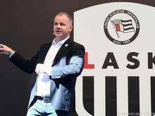LASK-Präsident Siegmund Gruber steht unter Plagiatsverdacht
