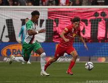 Rapid und Salzburg lieferten einander einen harten Fight