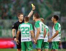 Rapid protestierte laut Schiri-Boss zurecht gegen Salzburg-Elfer