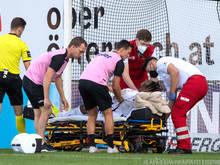 Karamokos Verletzung ist weniger schwerwiegend als gedacht