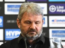 Jürgen Werner distanziert sich vom LASK