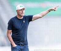 Coach Silberberger möchte mit WSG Tirol in höhere Tabellenregionen