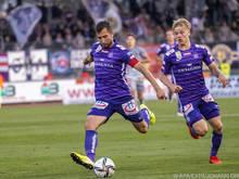 Suttner will mit Austria-Youngsters wie Braunöder oben mitmischen