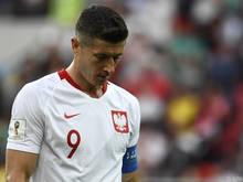 Große Enttäuschung nach dem ersten Spiel bei Lewandowski