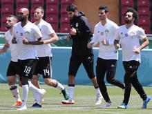 Letzter WM-Auftritt für Mo Salah und seine Kollegen
