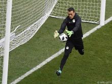 Ägyptens Essam El Hadary schreibt WM-Geschichte