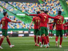 """Angeführt von Ronaldo startet Portugal die """"Mission"""" Titelverteidigung"""