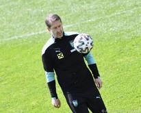 Franci Foda peilt mit dem ÖFB-Team einen Auftaktsieg an