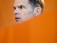 Frank de Boer musste vor dem EM mit Kritik leben