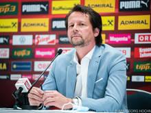 Dem ÖFB-Sportdirektor fiel nach dem historischen Sieg ein Stein vom Herzen