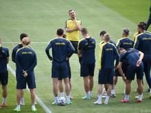 Andriy Shevchenko Ukrainer wollen sich vom ÖFB-Team etwas abschauen