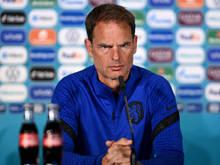 Nieerlande-Teamchef De Boer denkt über Personalrochaden nach