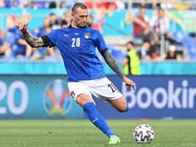 Italiens Teamspieler Bernardeschi warnt vor der ÖFB-Elf