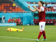 Marcel Sabitzer soll das Interesse des AC Milan geweckt haben