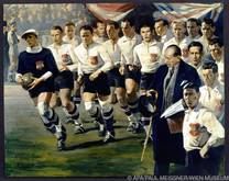Die Wunderteam-Kicker scheiterten bei WM 1934 an Italien
