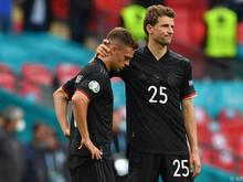 Die Enttäuschung bei den DFB-Stars hält an