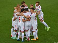 Dänemark jubelt über den Einzug ins Halbfinale