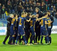 Ausgerechnet der krisengebeutelte SKN St. Pölten warf Sturm aus dem Cup