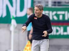 """Rapid-Trainer Dietmar Kühbauer will """"alles aufbieten, um weiterzukommen"""""""