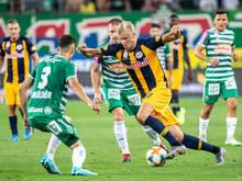 Cup-Kracher Rapid - Salzburg im September
