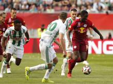 Vorjahresfinale Rapid gegen Salzburg wird sich heuer nicht wiederholen