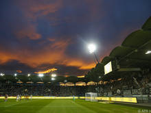 Mehr Fans als vorgesehen können am Freitag in die Grazer Merkur-Arena
