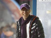 Austria-Trainer Peter Stöger will wieder lachen können