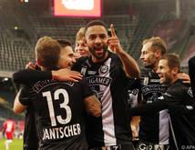 Der Sieg in Salzburg hat die Grazer beflügelt